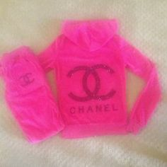 Chanel tracksuit ♥