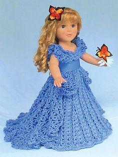 Ravelry: A Cinderella Dream pattern by Annie Potter