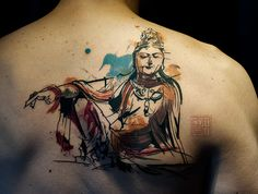 Tattoo Temple HK - by Wang