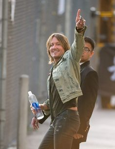 Keith Urban Photos: Keith Urban Visits 'Jimmy Kimmel Live!'