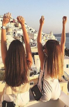 Trying to figure out where your next adventure should be? Well, you're going about it all wrong. You should be more focused on who you are traveling with. News flash: if you haven't taken a vacation with your best friend yet, you are missing out. We promise it will be the best trip of your life — here are 15 reasons why.