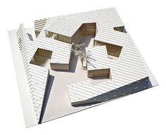 Villa 003 - Rafi Segal,  maquette, architectural model, maqueta, modulo