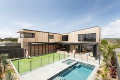 archiblox byron bay house external overview