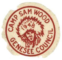 Badge Design, Logo Design, Sam Wood, Retro Logos, Vintage Logos, Typography Love, Lettering, Stencil Printing, Vintage Cabin