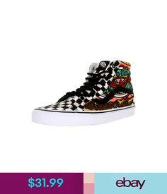 a470d44cd74 Athletic Vans Men s Sk8-Hi Reissue High-Top Canvas Fashion Sneaker  ebay