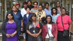 Care workers sue council contractor in minimum wage battle - BBC News