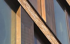 Perforated Metal Panels Kme architectural