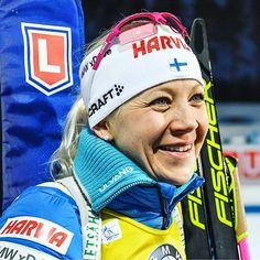 """Gefällt 417 Mal, 2 Kommentare - Yle Sporten (@yle_sporten) auf Instagram: """"Jadå! Hoppet om segern i den totala världscupen lever för Kaisa Mäkäräinen efter andraplatsen i…"""""""