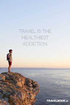 Die 52 besten Sprüche und Zitate rund ums Reisen                                                                                                                                                                                 Mehr