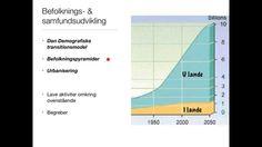 Urbanisering - Befolknings- & Samfundsudvikling