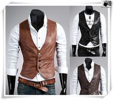 Western Dress Clothes for Men | Clothing, Shoes & Accessories > Men's Clothing > Vests