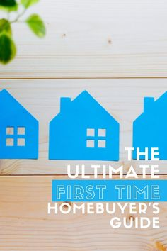 Downloadable booklet with questions answered for first time homebuyers