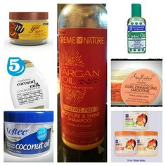 Natural Hair Product To Smooth And Seal Dry Ends