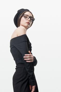 Edytorial Paris; Photo: Jacek Durski; Model: Eleonora