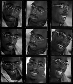 """ohitsthe90s: """" Tupac Shakur, Spin Magazine, 1993. Photo: Jeffrey Newbury """""""