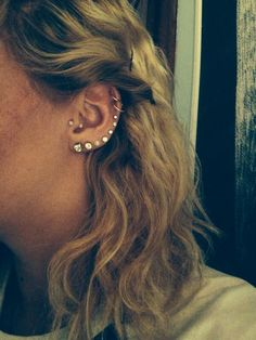 I kind of like the idea of all the way around the ear