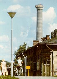 Näsinneulan rakentaminen 1970 - 1971 History Of Finland, Old Things, Country, Mood, Historia, Rural Area, Country Music