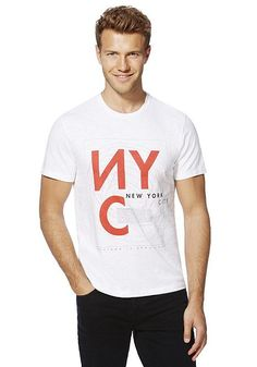 F&F NYC T-Shirt with As New Technology