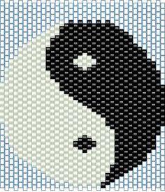 Lorelai's Beads: minta/pattern