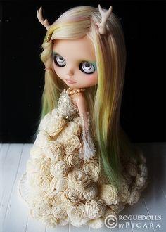 Rogue Dolls - Custom Blythe by Picara