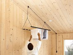 George & Willy Hanging Drying Rack by George & Willy - Dwell