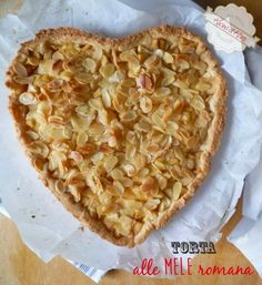 Kucina di Kiara: Food Blog a cura di Chiara Rozza: Torta alle mele romana di Knam