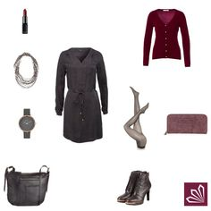 Casual Outfit: Tunika herbstlich. Mehr zum Outfit unter: http://www.3compliments.de/outfit-2015-09-04-x#outfit2