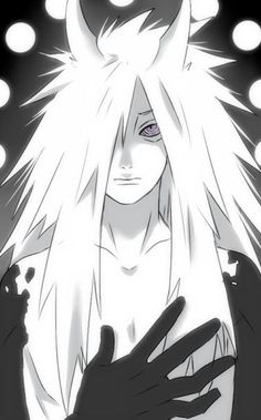 Uchiha Madara (Sage Mode)