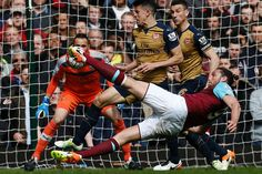 """#Soccer Soccer News Global Soccer: Andy Carroll's Blitz Dashes Arsenal's Title Hopes: DetikZone.ORG – News time we quoted from """" Global…"""