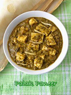 Cooking Is Easy: Palak Paneer Recipe So Good!