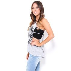 #Skull Chief Muscle Tank #SFLsummerstyle