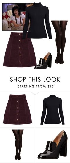 """That's so 90s: Monica Geller"" by kayla250 ❤ liked on Polyvore featuring Oasis, Rumour London and Calvin Klein"