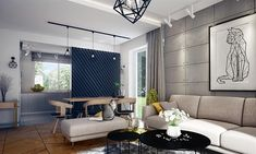 Projekt domu Focjusz 3 103,83 m2 - koszt budowy 189 tys. zł - EXTRADOM Home Technology, Curtains, House, Furniture, Home Decor, Houses, Projects, Blinds, Decoration Home