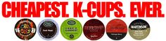☕ ▶ WOW ▶ CHEAPEST #KCups EVER!  ☕