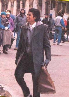 Michael Jackson *travel often & xscape to new lands*