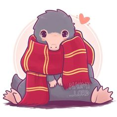 ❤️✨ because all houses need a Niffler haha . ❤️✨ because all houses need a Niffler haha … ✨❤️ Gryffindor Niffler! ❤️✨ because all houses need a Niffler haha 😂💕 Harry Potter Fan Art, Fans D'harry Potter, Harry Potter Drawings, Harry Potter Pictures, Harry Potter Universal, Harry Potter Fandom, Harry Potter Characters, Harry Potter Memes, Cute Animal Drawings