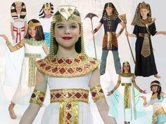 Best Egyptian Costumes for Kids #halloweencostume #egyptiancostume