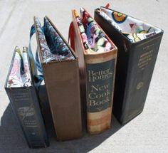 Amor & Manie: Boeken tas (of tas gemaakt van een boek)