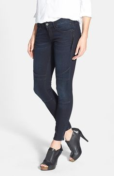 Loving these Mavi Jeans with Moto details