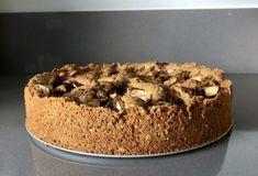 Gezonde havermout appeltaart om je vingers bij af te likken | Freshhh Healthy Cake, Healthy Cookies, Healthy Sweets, Healthy Baking, Paleo Dessert, Healthy Desserts, Baking Recipes, Cake Recipes, Wheat Free Recipes