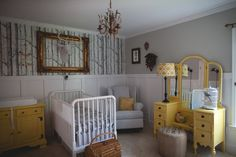 Project Nursery - Woodland Fairy Tale Nursery in Woodland Nurseries Roundup - Project Nursery
