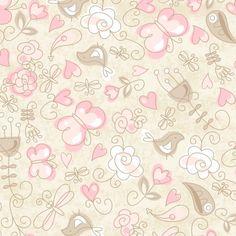 Tricoline Circulo 325252.1632 Jardim * 50cm x 1,46m - Tecidos na Internet | Tecidos para patchwork e Outros