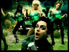 Green Day - Holiday (Official Music Video)