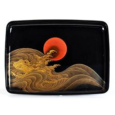 Lacquer Tray - Japanese