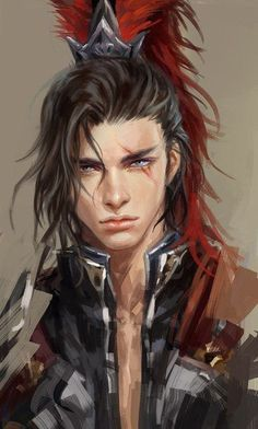 Digital art anime guy character design new ideas Fantasy Character Design, Character Concept, Character Inspiration, Character Art, Character Types, Inspiration Art, Character Ideas, Concept Art, Fantasy Male