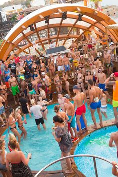 If you're looking to travel for spring break then you need to see the best beach party destinations!