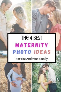 Capture the beauty of your pregnancy with these stunning maternity photo ideas! Here we'll reveal 4 must-have maternity photos, including photographs with husband, with older siblings, or just the single mom photo. Be inspired! Pregnancy Timeline, Pregnancy Signs, Pregnancy Months, Pregnancy Workout, Pregnancy Photos, Maternity Photos, Pregnancy Belly, Pregnancy Clothes, Pregnancy Mood Swings