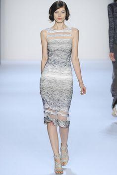 New York Fashion Week, SS '14, Badgley Mischka