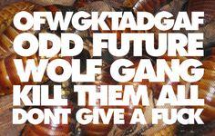 I Predict an Odd Future. – allenjaelee.BLOG
