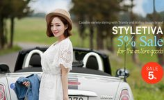 Korean shopping online shopping buy korean shop [OKDGG] Capable variety styling with Trandy and styling design brand  [STYLETIVA]  5% Sale  for the entire goods #koreafashionshop #koreafashion #fashion http://www.okdgg.com/